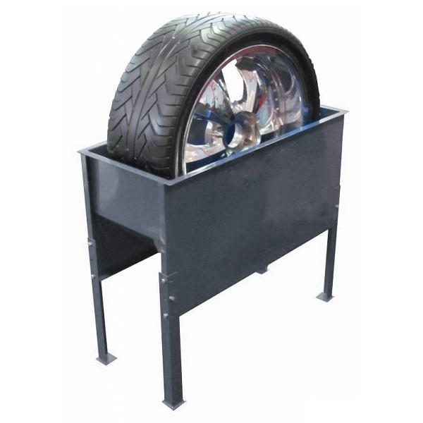 Ванна для проверки колес sirius